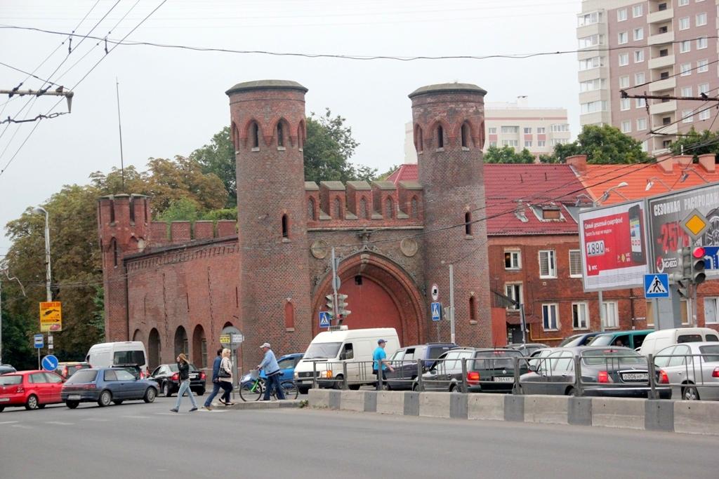 KİBERTAİ'DEN - KALİNİNGRAD'A RESİMLER - RUSYA